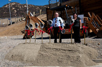 Pomerado Bridge Groundbreaking